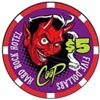 Hard Rock casino chips